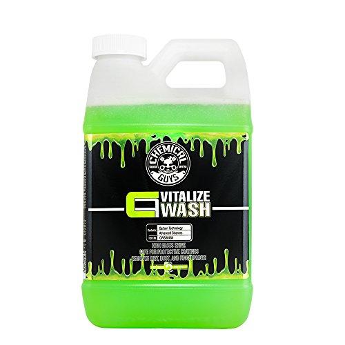 Chemical Guys CWS80464 Carbon Flex Vitalize WASH for MAINTAINING Protective COATINGS OUNCE-1/2 Gallon, 64. Fluid_Ounces