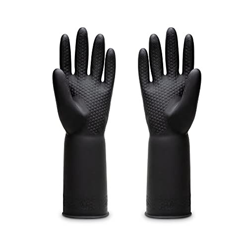 Top 10 Rubber Gloves Large – Chemical Resistant Gloves