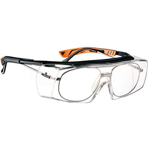 Top 10 Safety Goggles Over Prescription Glasses – Safety Goggles & Glasses