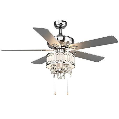 Top 10 Fandelier Ceiling Fan with Light 52 – Ceiling Fans