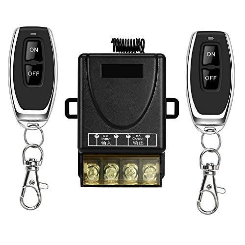 Top 10 12V Remote Switch – Garage Door Keypads & Remotes
