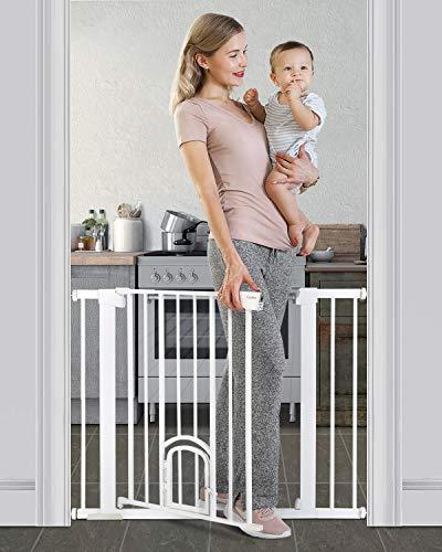 Top 10 Baby Gate with Pet Door – Indoor Safety Gates