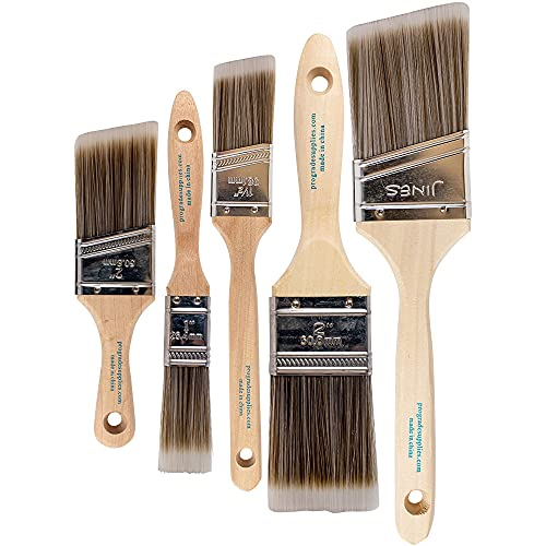 Top 10 Paint Brushes for Walls – Household Bristle Paint Brushes