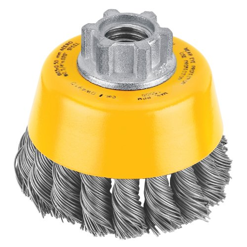 Top 9 Knotted Wire Brush – Power Tool Replacement Parts